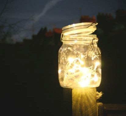barattolo luce