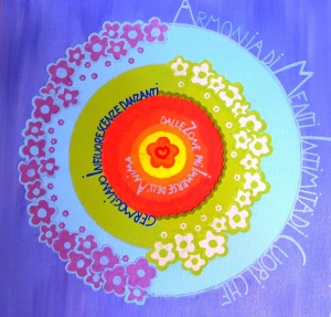 MANDALA-EVOLUTIVO™ un percorso on-line (e non solo) attraverso il Mandala