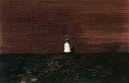 paura muro