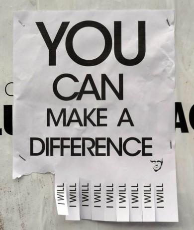fare la differenza