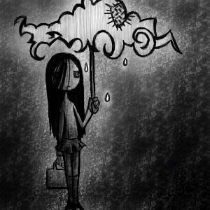 nuvola ombrello