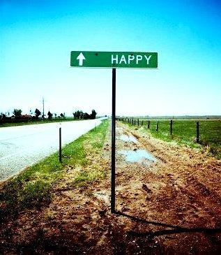 via per la felicità